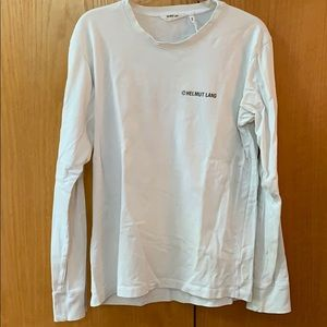 Used Helmut Lang taxi shirt